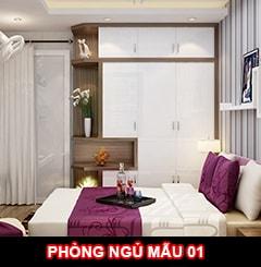 thiết kế nội thất phòng ngủ có diện tích nhỏ 1
