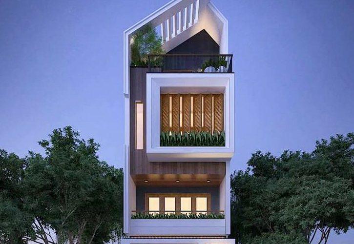 Thiết kế nhà ở đẹp tại thành phố Vinh nghệ an 5