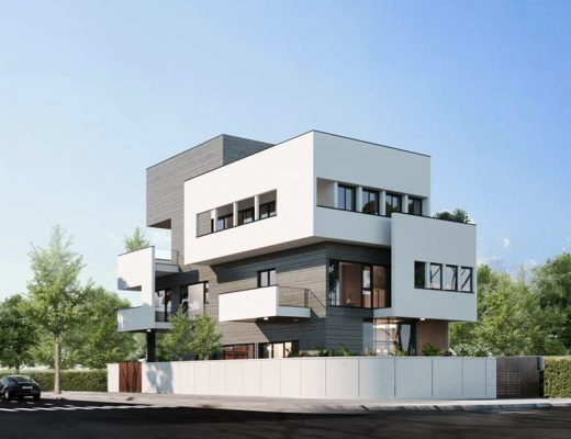 Mẫu thiết kế biệt thự 3 tầng đẹp tại Nghệ An